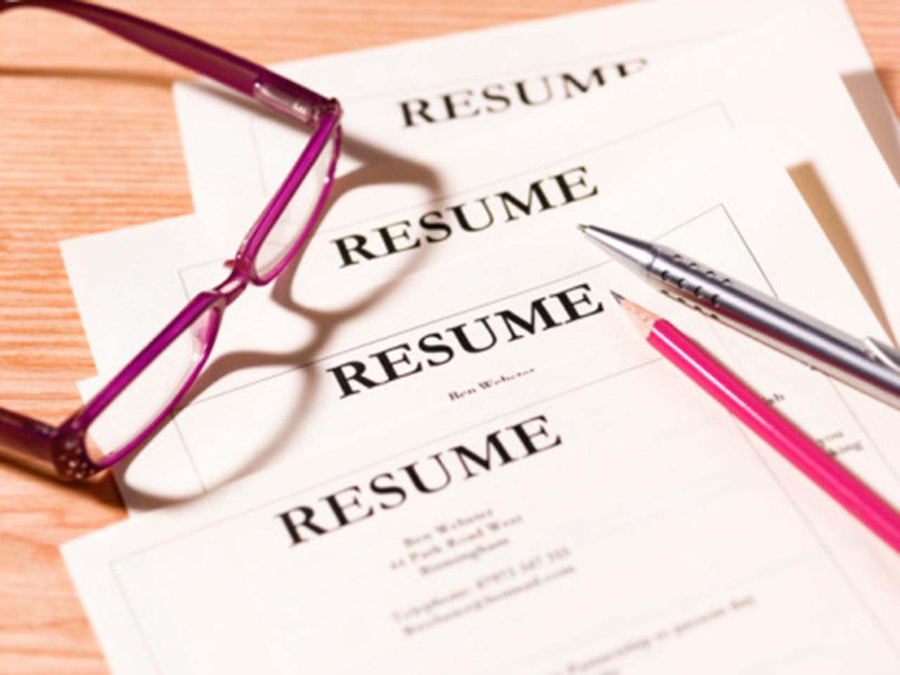Healthcare resume writing